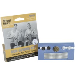 The Decent Man's Grooming Tools Non-Sewing Kit