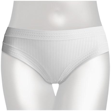 Calida Cala Di Volpe Panties - Thong, Single-Jersey Cotton (For Women)