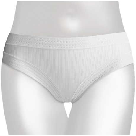 Calida Cala Di Volpe Panties - Thong, Single-Jersey Cotton (For Women)