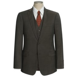 Lauren by Ralph Lauren Fancy Suit - Wool, 3-Piece (For Men)
