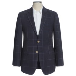 Lauren by Ralph Lauren Windowpane Sport Coat - Lambswool (For Men)