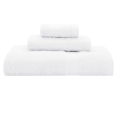 Keeping Company by Aegean Terry Loop Bath Towel Set - 450gsm, 3-Piece