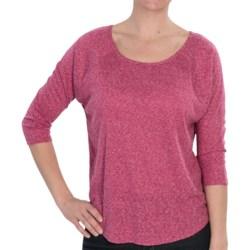 Dolman Shirt - Elbow Sleeve (For Women)