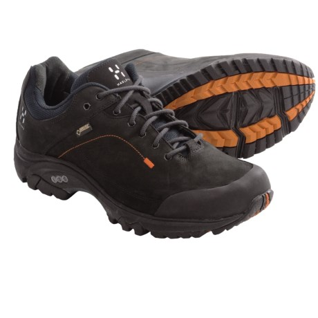 Haglofs Ridge Gore-Tex® Trail Shoes - Waterproof, Nubuck (For Men)