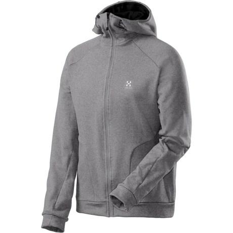 Haglofs Helix II Hooded Fleece Jacket (For Men)