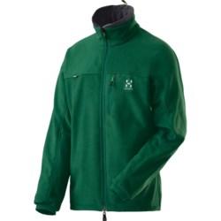 Haglofs Taifun II Fleece Jacket - Windstopper® (For Men)