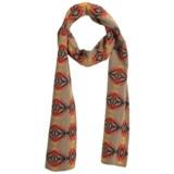 Pendleton Knit Muffler Scarf - Merino Wool (For Men and Women)