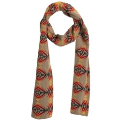 Pendleton Knit Muffler Scarf - Merino Wool (For Men and Women)