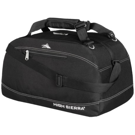 High Sierra Pack-N-Go Duffel Bag - 20""