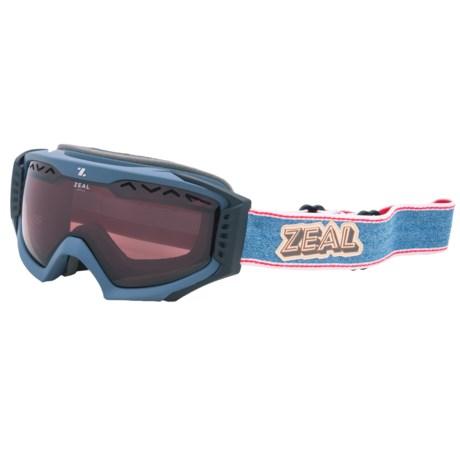 Zeal Outpost Ski Goggles - Polarized