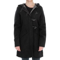 Woolrich Bristol Duffle Coat - Wool (For Women)