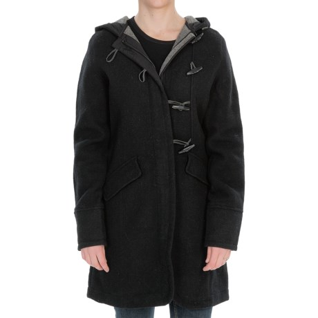 Woolrich Bristol Duffle Coat - Wool (For Women)