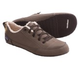 Patagonia Advocate Lace Plaid Shoes - Fleece Lining (For Women)