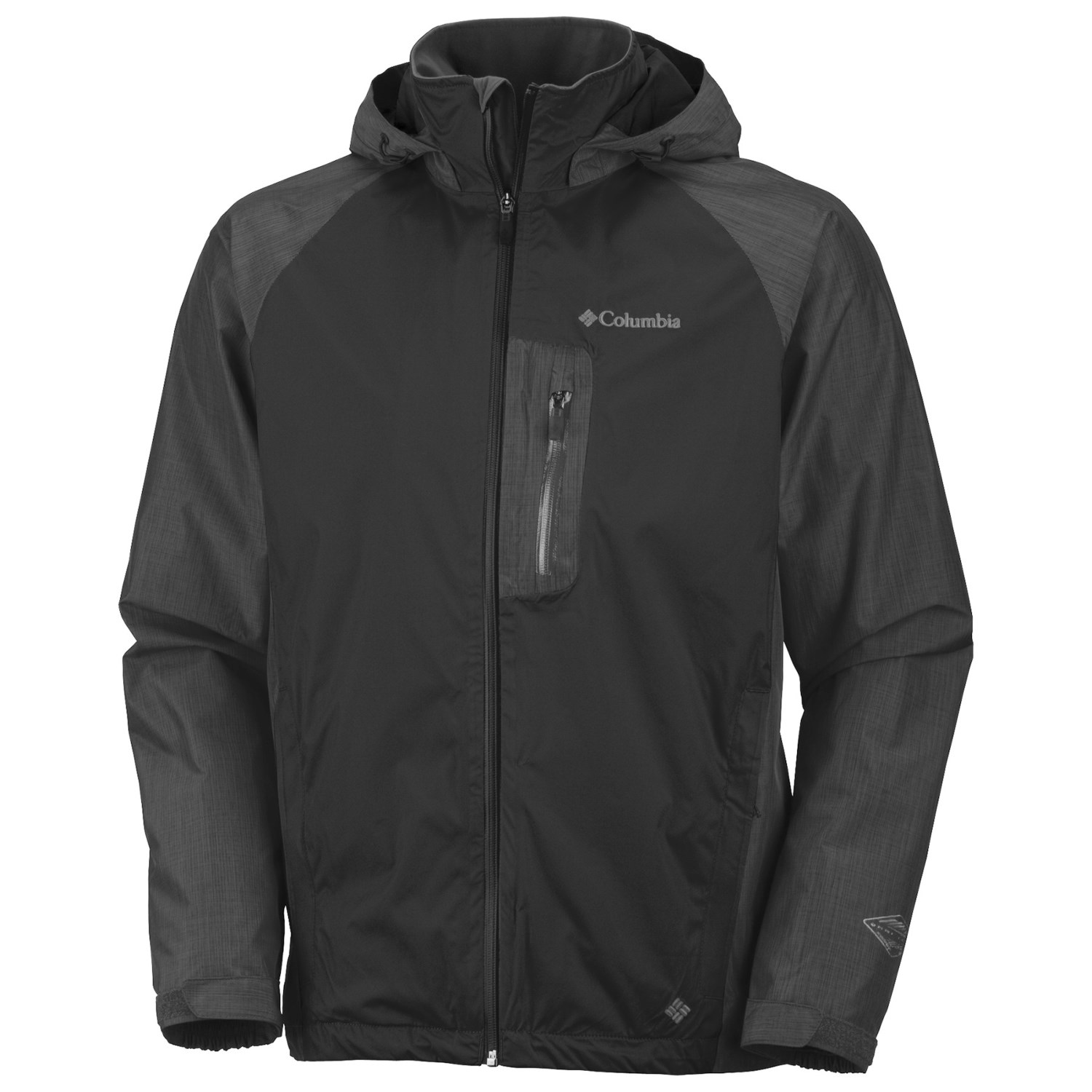 Columbia Sportswear Rain Tech II Omni-Heat® Jacket (For ...