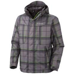 Columbia Sportswear Whirlibird III Omni-Heat® Omni-Tech® Jacket - 3-in-1, Waterproof, Insulated (For Men)
