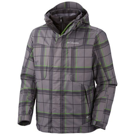 Columbia Sportswear Whirlibird III Omni-Heat® Omni-Tech® Jacket - 3-in-1, Waterproof, Insulated (For Men)