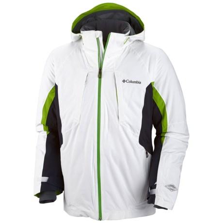 Columbia Sportswear Millennium Flash Omni-Heat® Jacket - Waterproof, Insulated (For Men)