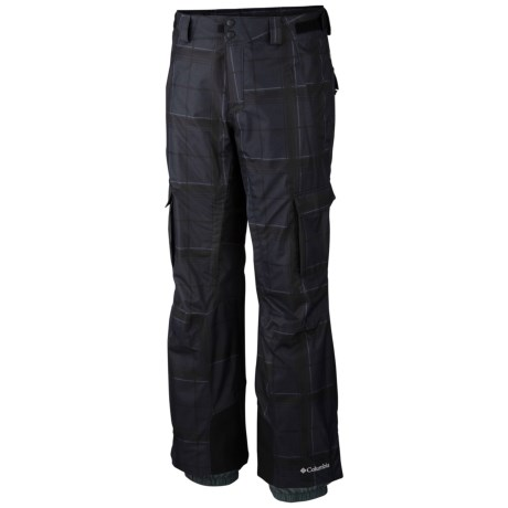 Columbia Sportswear Ridge 2 Run II Omni-Heat® Omni-Tech® Ski Pants - Waterproof (For Men)