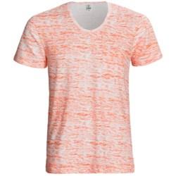 Calida Liberty T-Shirt - Stretch Cotton, Short Sleeve (For Men)