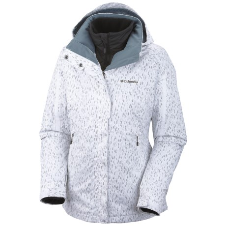 Columbia Sportswear Bugaboo Interchange Jacket - 3-in-1 (For Women)