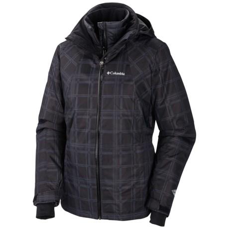 Columbia Sportswear Whirlibird Interchange Jacket - 3-in-1 (For Women)