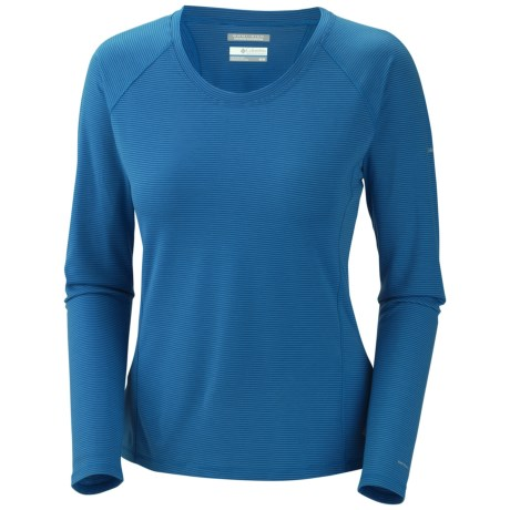 Columbia Sportswear Layer First Stripe Shirt - UPF 15, Long Sleeve (For Women)