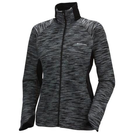 Columbia Sportswear Optic Got It Jacket - Full Zip, Fleece (For Women)