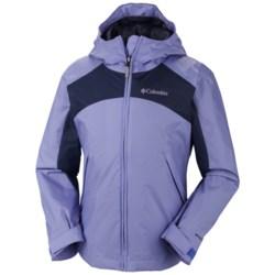 Columbia Sportswear Wet Reflect Jacket - Waterproof, Hooded (For Toddlers)