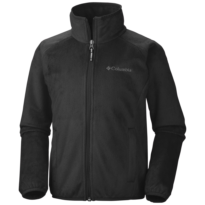 Columbia Sportswear Pearl Plush Fleece Jacket (For Girls ...