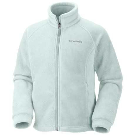 Columbia Sportswear Benton Springs Fleece Jacket (For Girls)