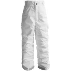 Columbia Sportswear Starchaser Peak II Pants - Insulated (For Little & Big Girls)
