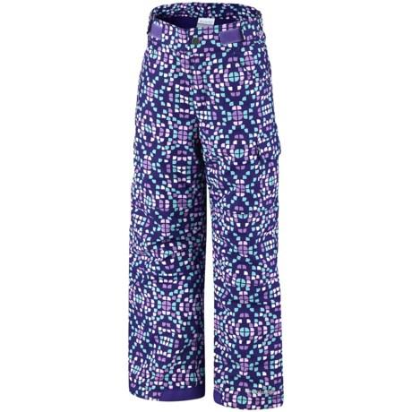 Columbia Sportswear Starchaser Peak II Pants - Insulated (For Girls)