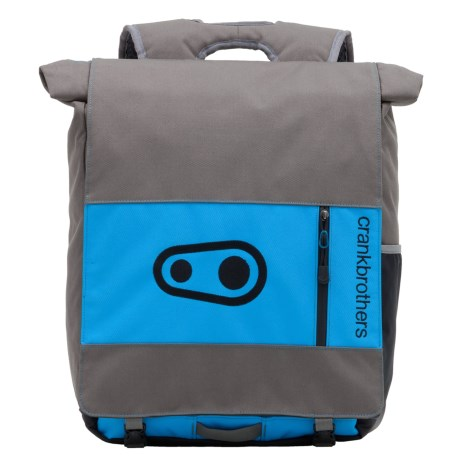 Crank Brothers Gutter Backpack