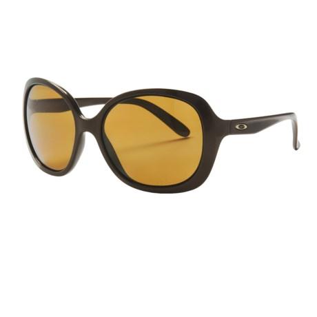 Oakley Backhand Sunglasses - Polarized (For Women)