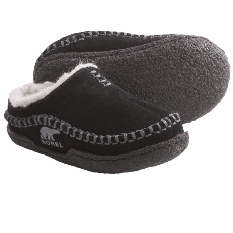 Sorel Falcon Ridge Slippers (For Kids)