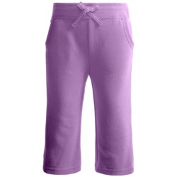 Fleece Pocket Pants (For Infant and Toddler Girls)
