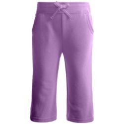 Fleece Pocket Pants (For Infant and Toddler Girls)