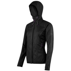 Mammut Ultimate Hoodie II Soft Shell Jacket - Windstopper® (For Women)