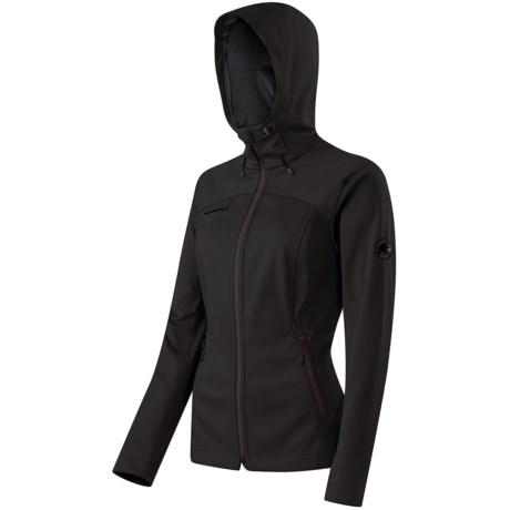 Mammut Blask Soft Shell Jacket (For Women)
