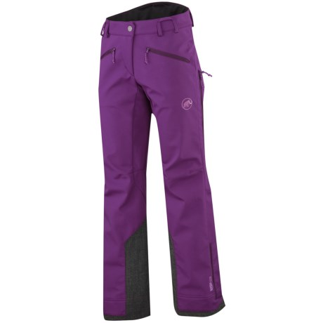 Mammut Terza Soft Shell Snow Pants (For Women)