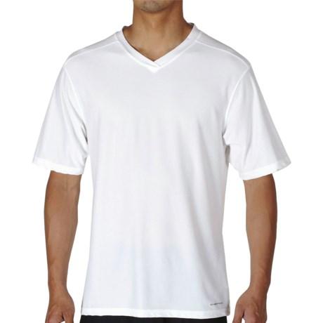 ExOfficio Give-N-Go® T-Shirt - V-Neck, Short Sleeve (For Men)
