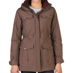 ExOfficio Kahiltna Parka - Insulated (For Women)
