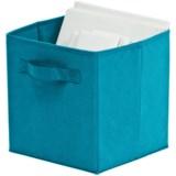 Organize It! Simple Storage Folding Cubes - Large, 2-Pack