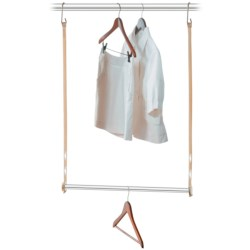closetMAX Expandable Hanging MAXBar