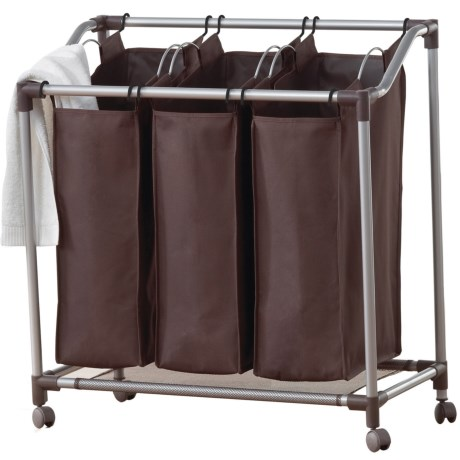 neatfreak!® everfresh® Triple Laundry Sorter