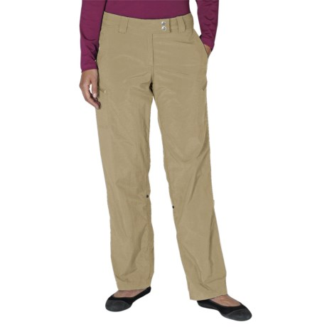 ExOfficio Nomad Roll-Up Pants - UPF 30+ (For Women)