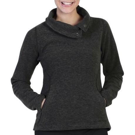 ExOfficio Lillyput Fleece Pullover - Slouch Collar (For Women)