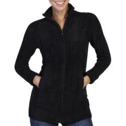 ExOfficio Irresistible Dolce Cardigan Sweater - Zip Front (For Women)