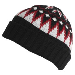 ExOfficio Cafenista Jacquard Beanie Hat - Wool Blend (For Women)