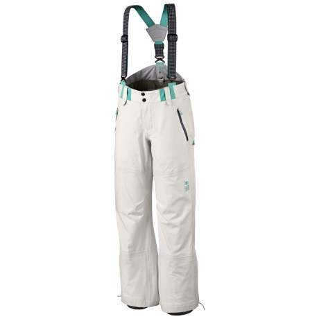 Mountain Hardwear Snowtastic Dry.Q® Elite Pants - Waterproof, Soft Shell (For Women)